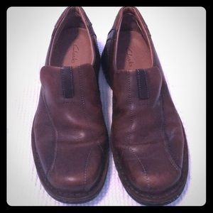 Men's Clark loafers